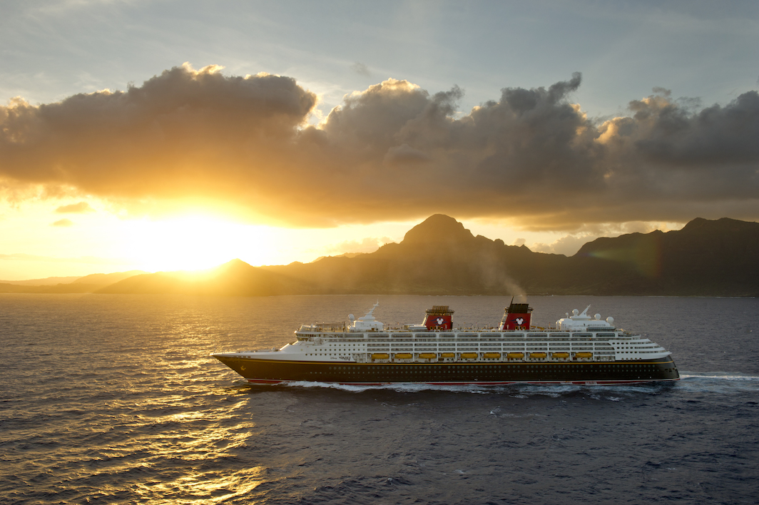 Disney Cruise Line - Le Disney Wonder