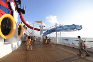 Disney Cruise Line - Aquadunk