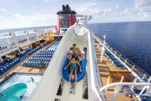 Disney Cruise Line - Aquaduck