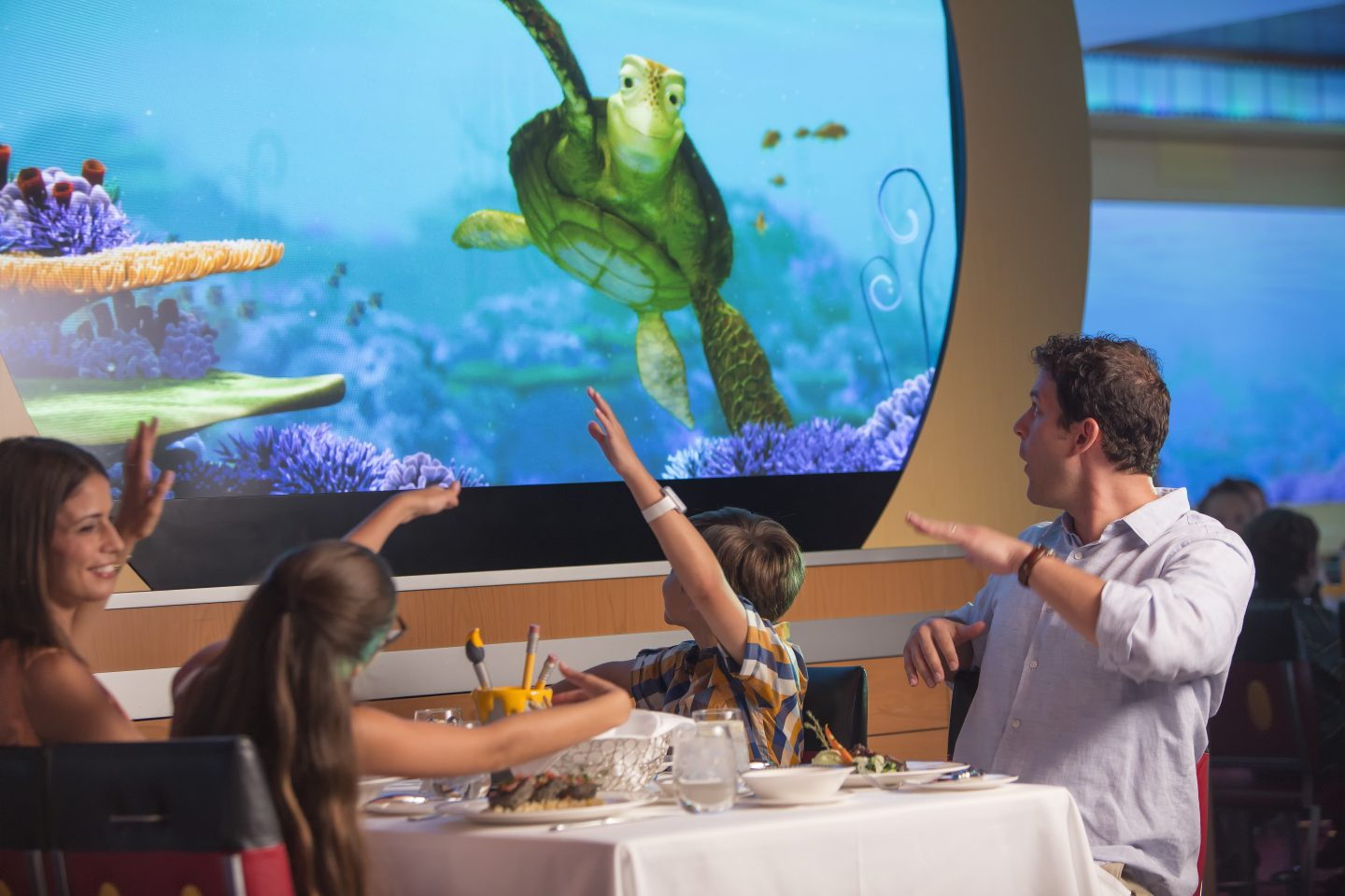 Disney Cruise Line - Animator's Palate