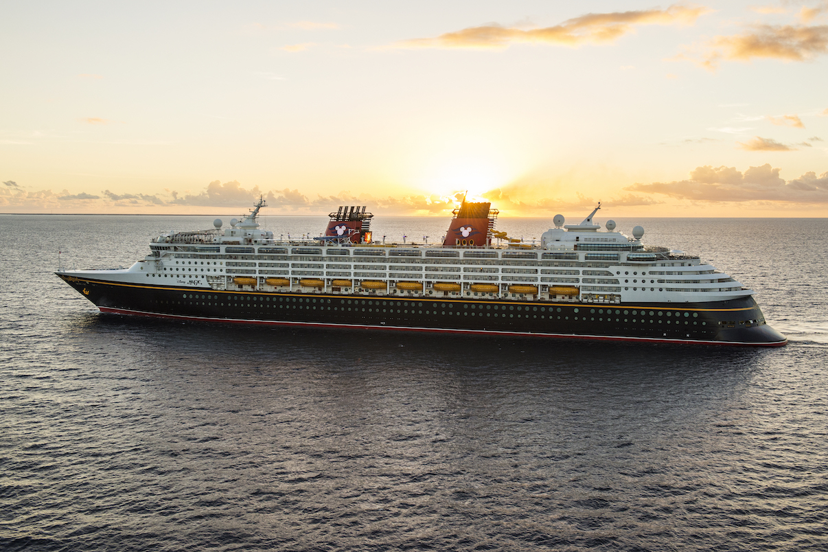 Disney Cruise Line - Le Disney Magic en mer