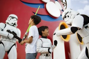 Disney Cruise Line - Star Wars Day at Sea