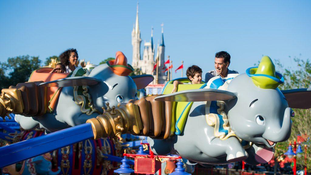 Walt Disney World - Dumbo