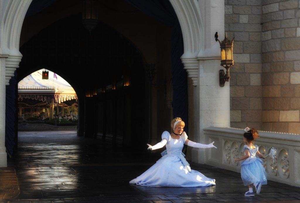 Walt Disney World - Cendrillon