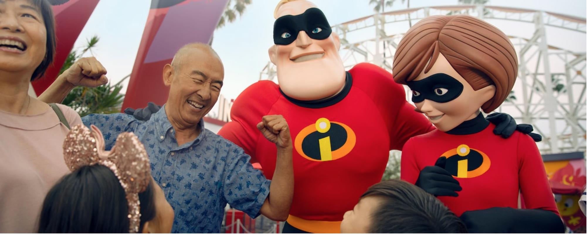 Promotion sur les billets du Disneyland Resort pour les résidents Canadiens